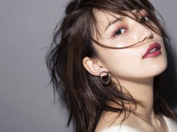 川口春奈さんとコラボ♡ 『MAYU』のコスチュームジュエリーで耳もとを印象的に