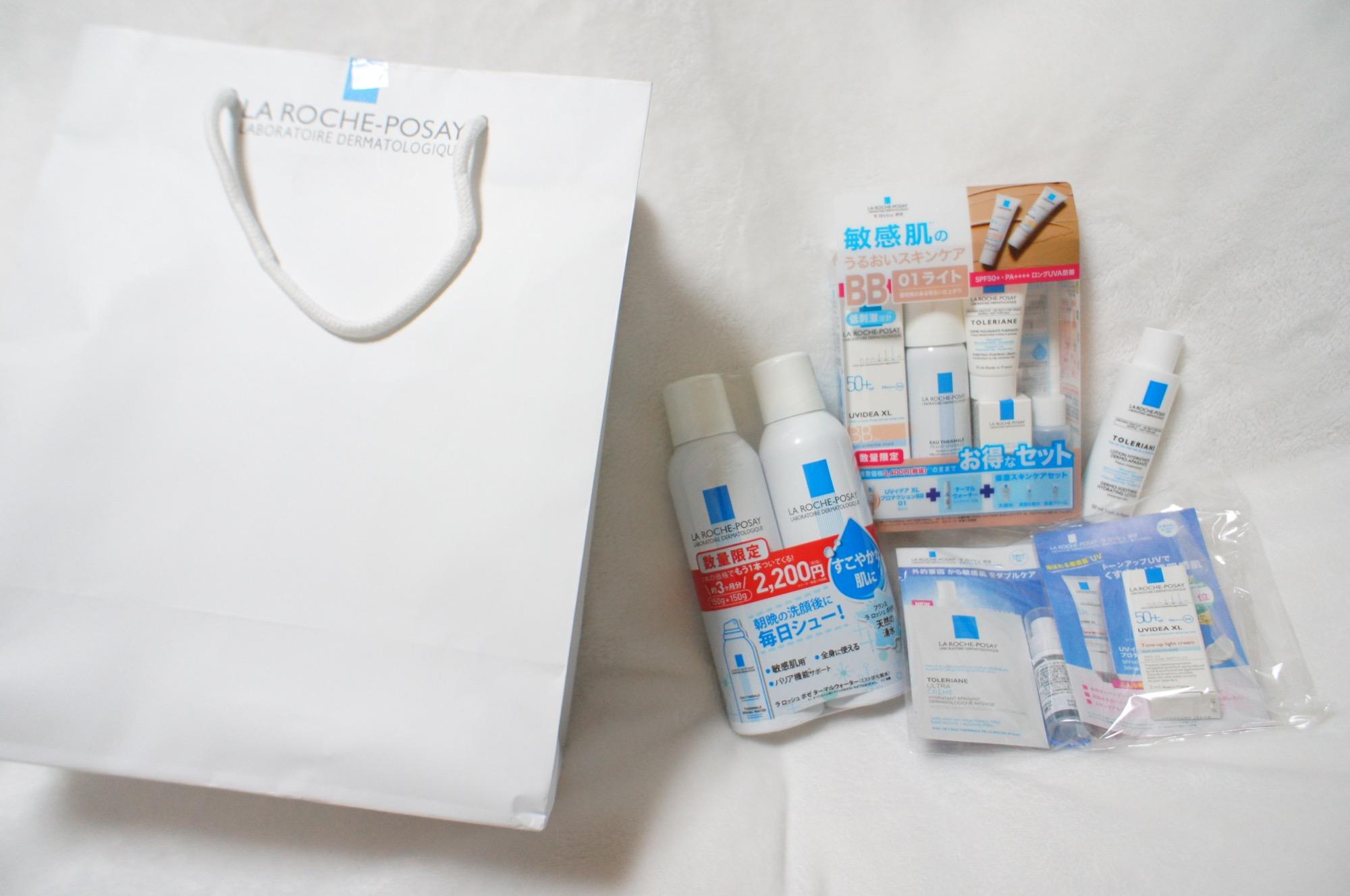 《皮膚科推奨の大人気スキンケア❤️》【ラ ロッシュ ポゼ】の福袋¥5,600+税がおトクすぎる!☻_1