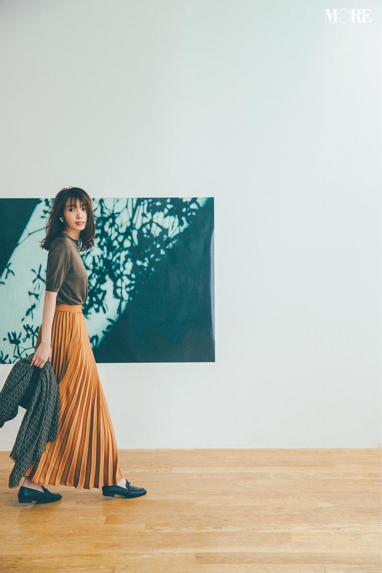 2019秋のプリーツスカートはココが違う! 今買うなら【4つの条件】を要確認☆_2