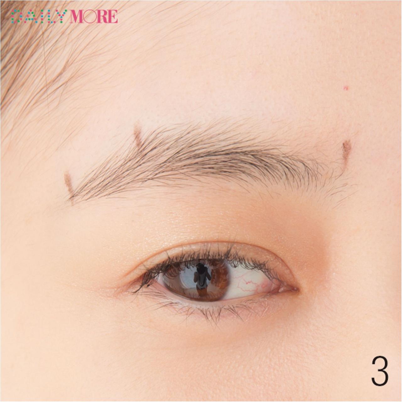 平行眉メイク特集 - 眉毛の形の整え方、描き方のポイントまとめ_5