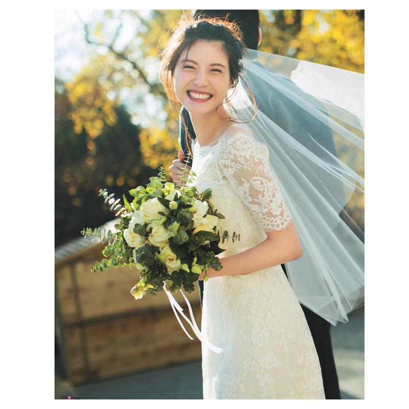 佐藤ありさ「私、結婚式を挙げました!」(1)