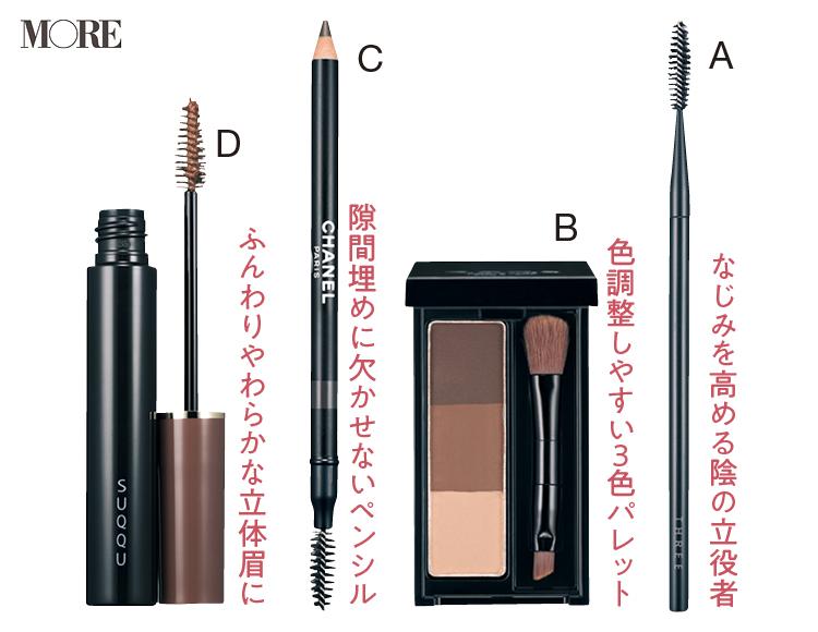 眉毛の整え方特集 -【世界一正しい眉のお手入れ法】など、眉迷子のための眉メイクの基本まとめ_3
