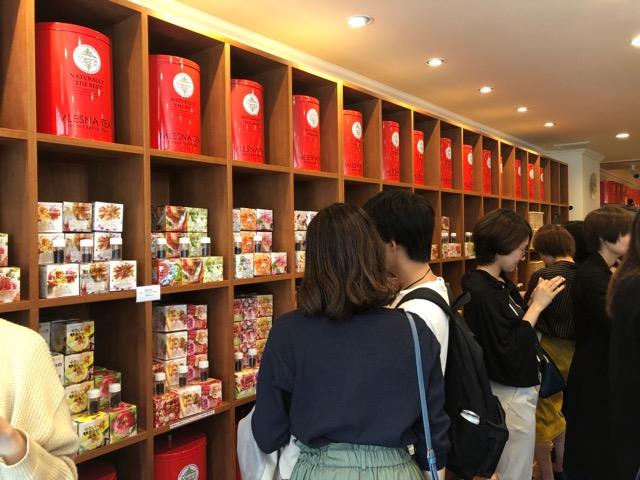 1100円で美味しい紅茶が飲み放題?!「The tee Tokyo 」に行ってきた!!_5