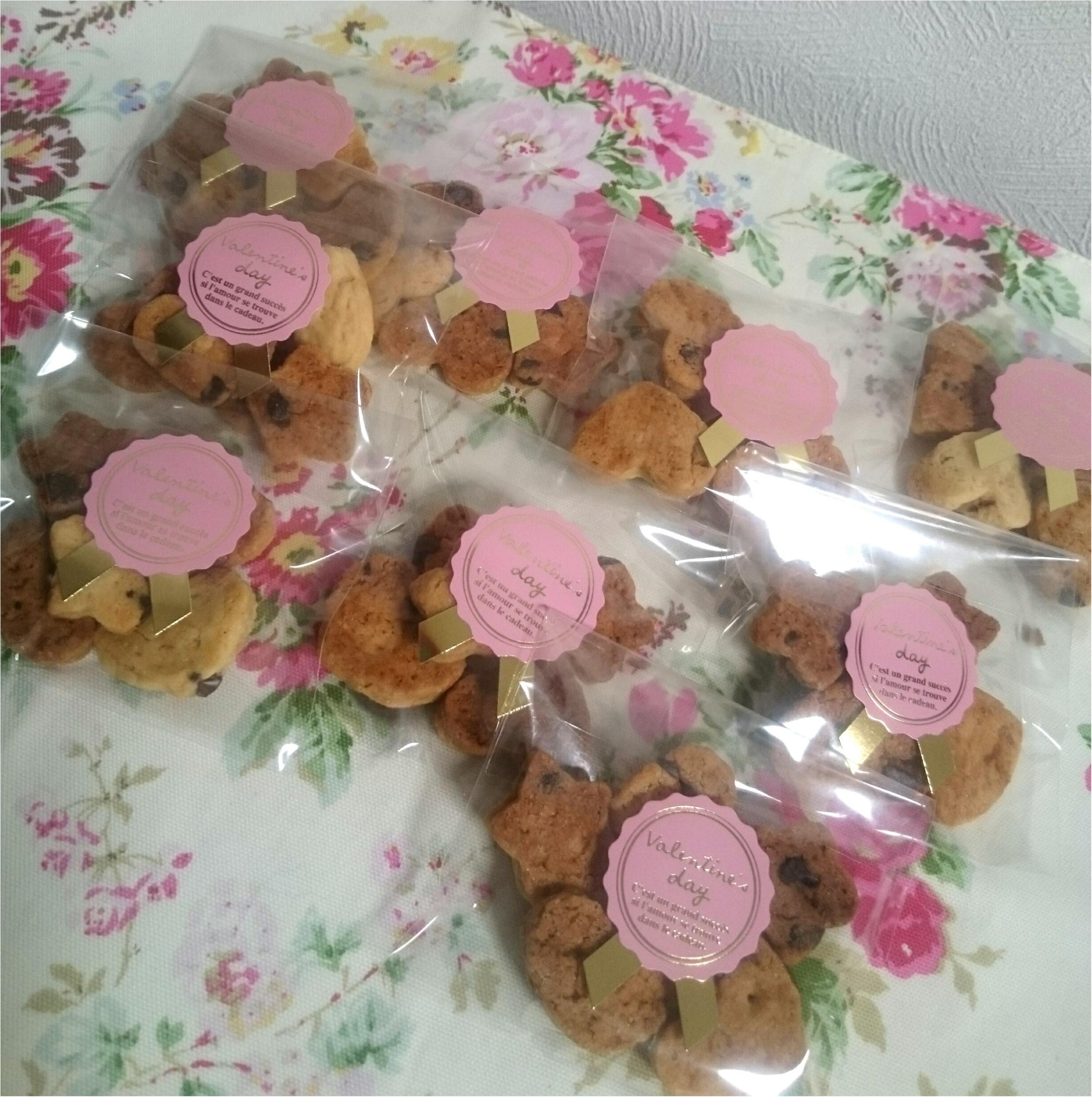 クッキーの大量生産!製菓材料が揃うTOMIZはラッピングまで買えるんです♥_6