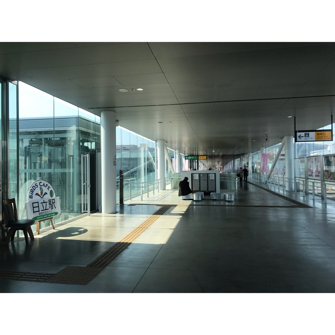 知ってた?《海の見える駅》JR日立駅がすごい!【茨城】_2
