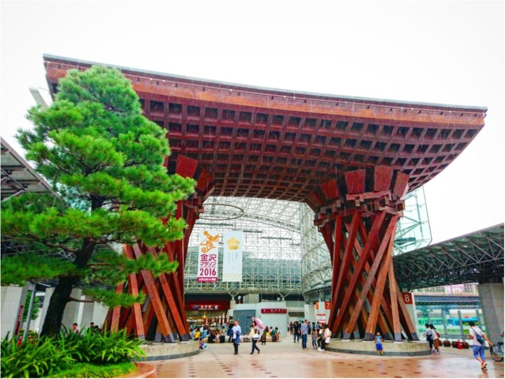 金沢女子旅特集 - 日帰り・週末旅行に! 金沢21世紀美術館など観光地やグルメまとめ_3