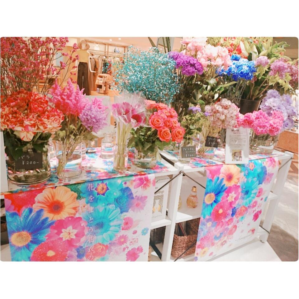 """《母の日にもぴったり♡》花を着る""""花衣""""のルナフルージュでお気に入りアクセを見つけて♡_1"""
