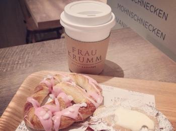 """<東京*恵比寿>東京でイチオシの大好きなおいしいベーカリー""""FRAU KRUMM""""♡"""