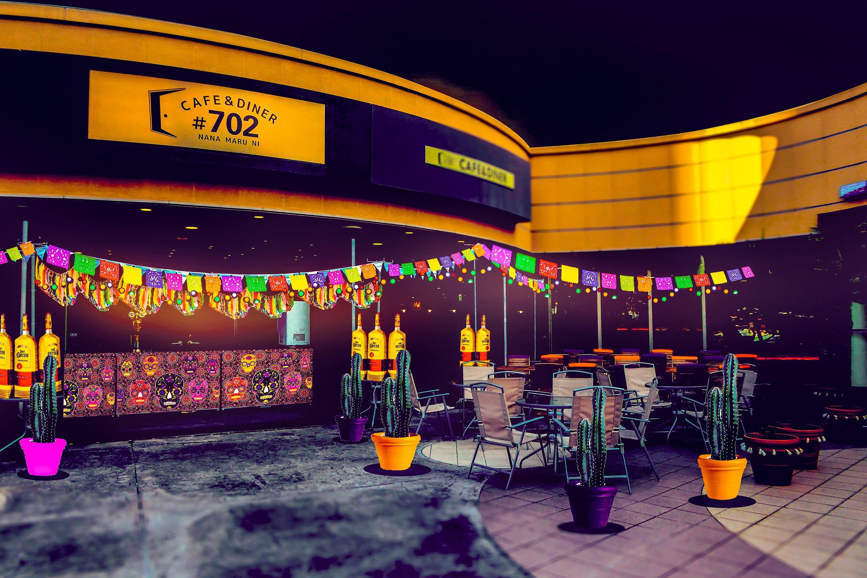 メキシコ料理と種類豊富なドリンクが食べ放題&飲み放題!! 大阪なんば「#702 BEER GARDEN」【#ビアガーデン 2019 大阪】_1