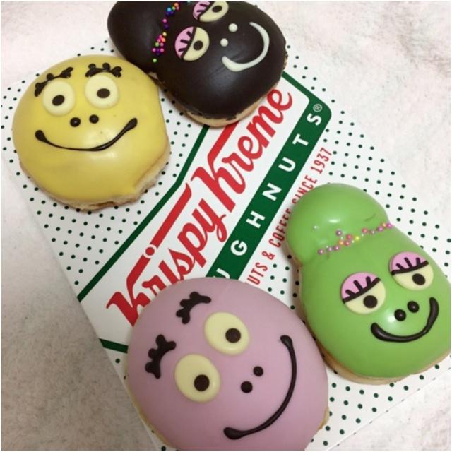 《3/1発売》バーバパパがスウィーツに?!SNS映え間違いなしのクリスピー・クリーム・ドーナツの期間限定ドーナツ!♡_1