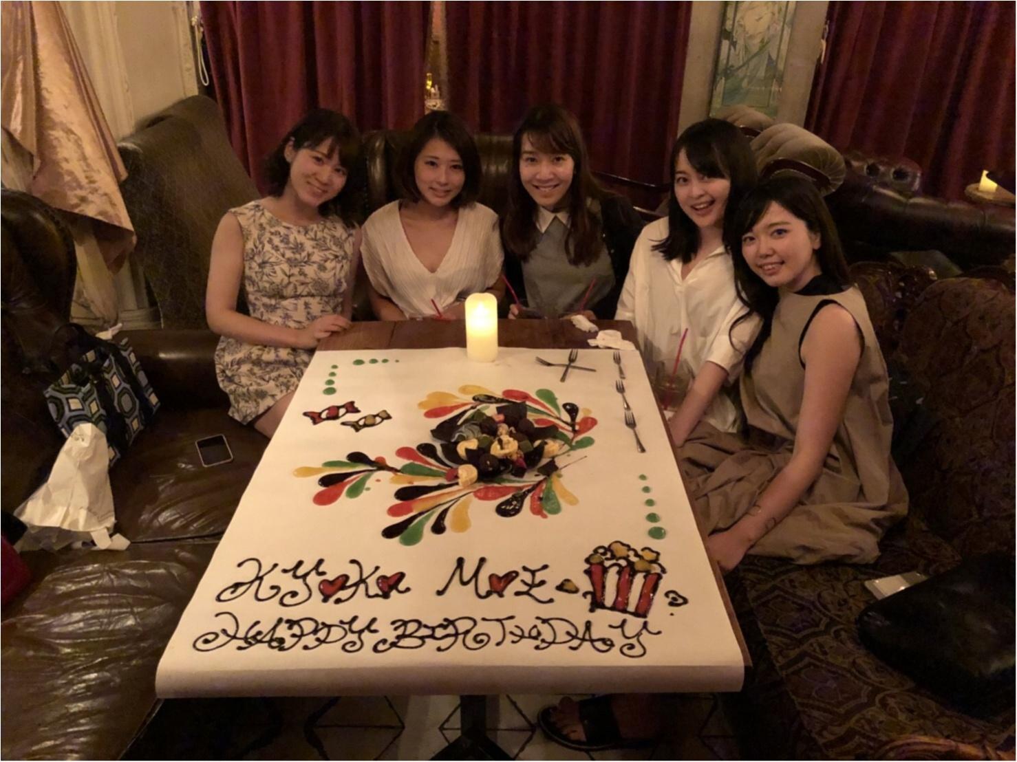 誕生日サプライズに♡かわいすぎるテーブルアート♪_2