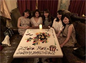 誕生日サプライズに♡かわいすぎるテーブルアート♪