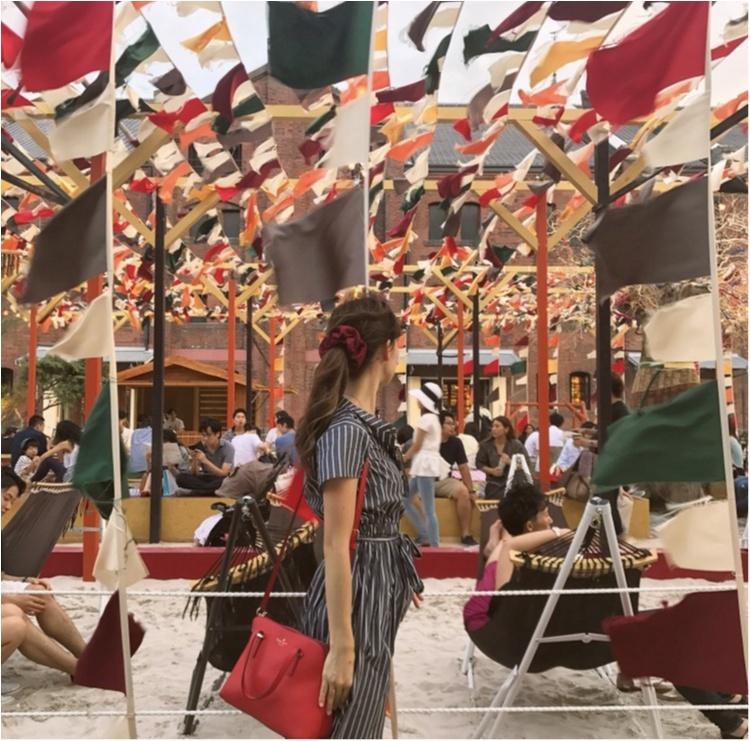 【EVENT】8/27まで開催中!みなとみらい・赤レンガがアフリカンリゾート空間に♥_11
