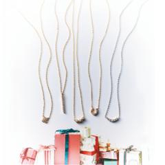 【応募終了】『カナル4℃』のダイヤモンドネックレスを合計100名様にプレゼント♡