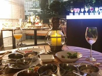 東京駅近くのビアガーデン♡『パレスホテル東京』の「サマーテラスプラン」がおすすめ【#ビアガーデン 2019 東京】