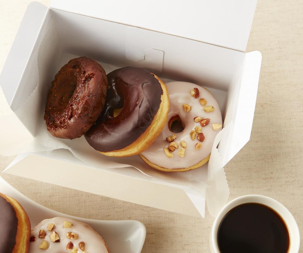 コーヒーにぴったり!『タリーズコーヒー』の新ドーナツ☆_1