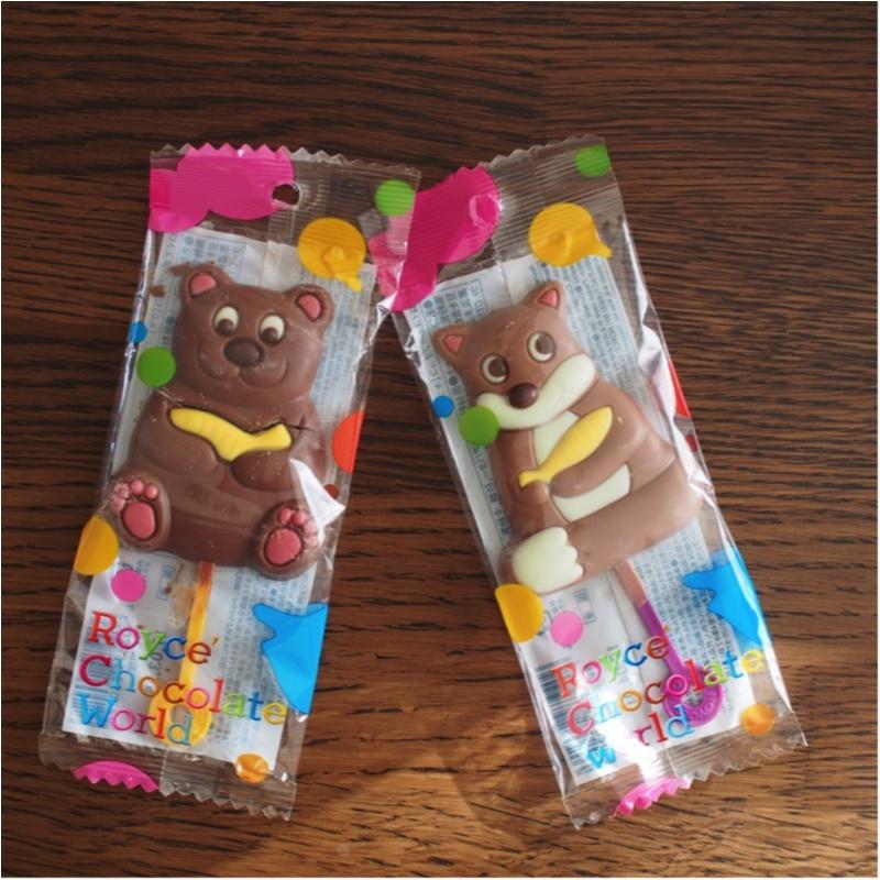 センス良いねって言われたくない?可愛く美味しいチョコレートで周りと差をつけちゃおう!(412あみ)_2