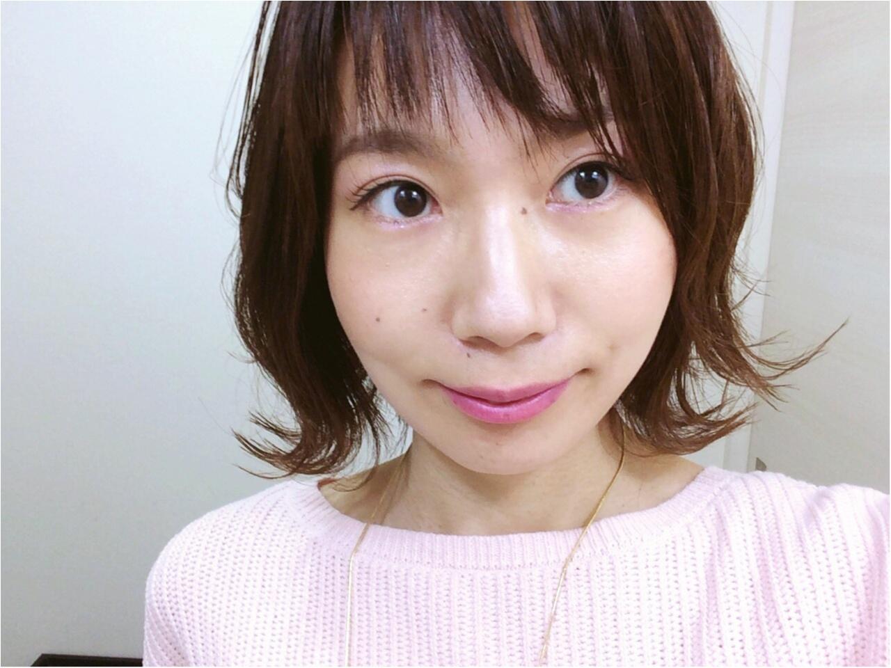 30歳になりました♡【セミロング➡︎麻里子様風ボブ】に大胆イメチェン!!_3