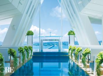 沖縄の空と海に誓う、幸せの旅へ。3つの注目式場を紹介