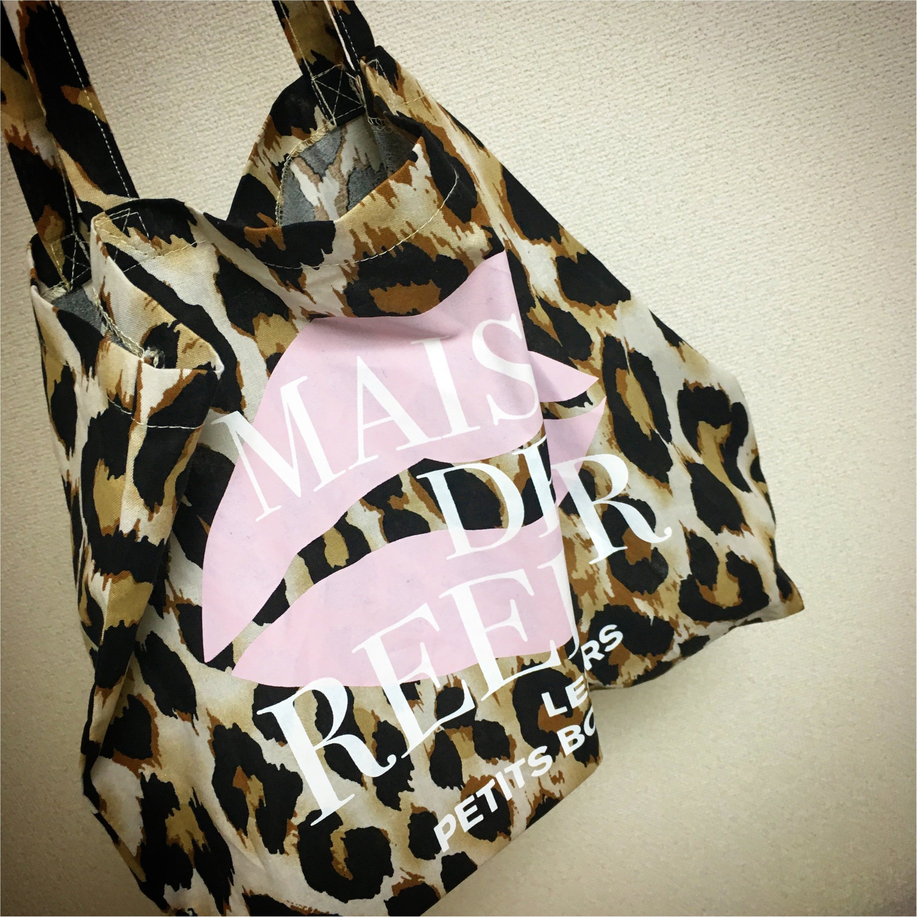 5thAnniversary☆MAISON DE REEFURの新ショッパーがとにかくかわいい!♡_3