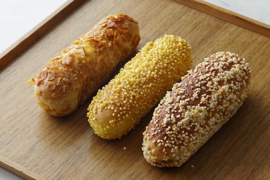 夏はやっぱりカレーパンでしょ♡ 『パレスホテル東京』のとびきり3種を実食!_1