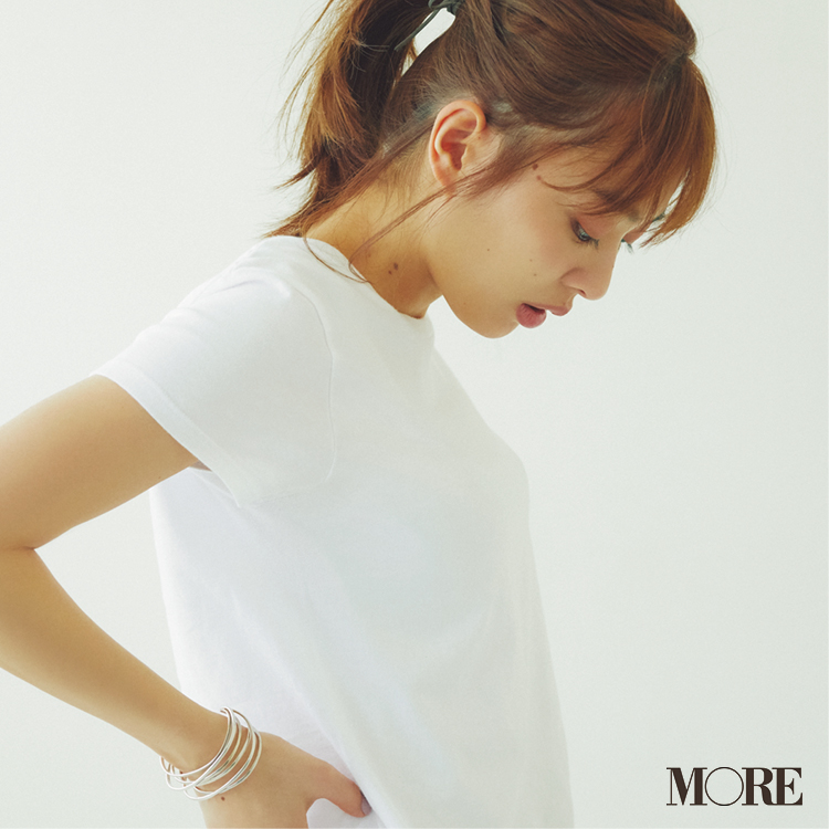 """内田理央が魅せる。今年のブラは""""服をキレイに見せる""""かどうかで選びましょう♡_3"""