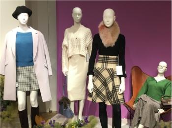 今年の秋冬のトレンドは? #MORE展示会 レポート【副編Yの展示会レポート】|ファッション 2018年