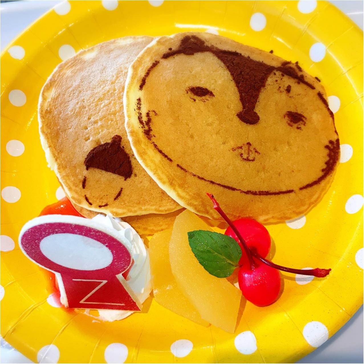 映画『サマーウォーズ』コラボカフェ【OZ STAND-オズ スタンド-】が東京スカイツリータウンに登場♡_4