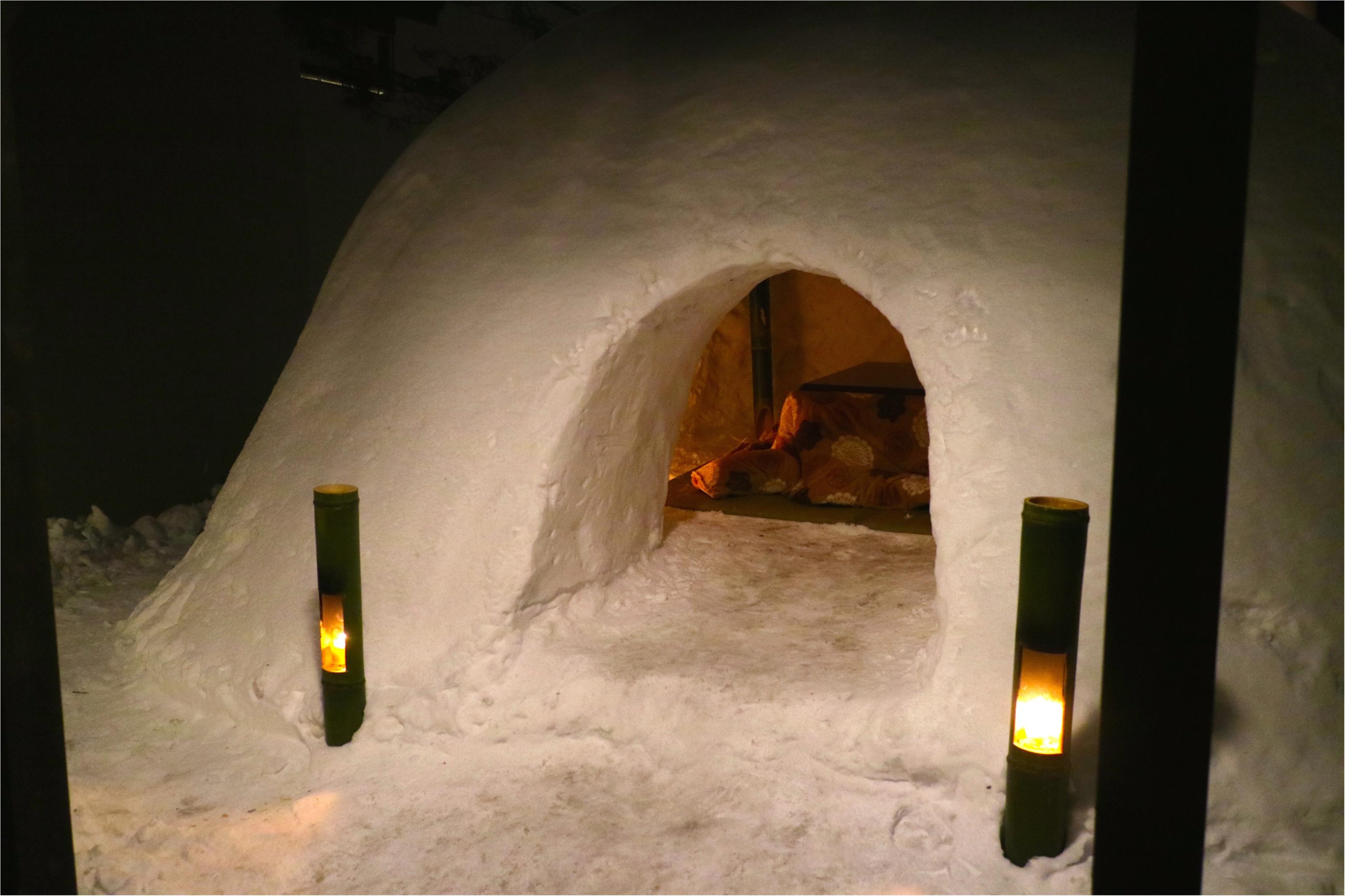囲炉裏や温泉、かまくらも! 再開業した『星野リゾート 界 アルプス』で贅沢な田舎を体験♡_8