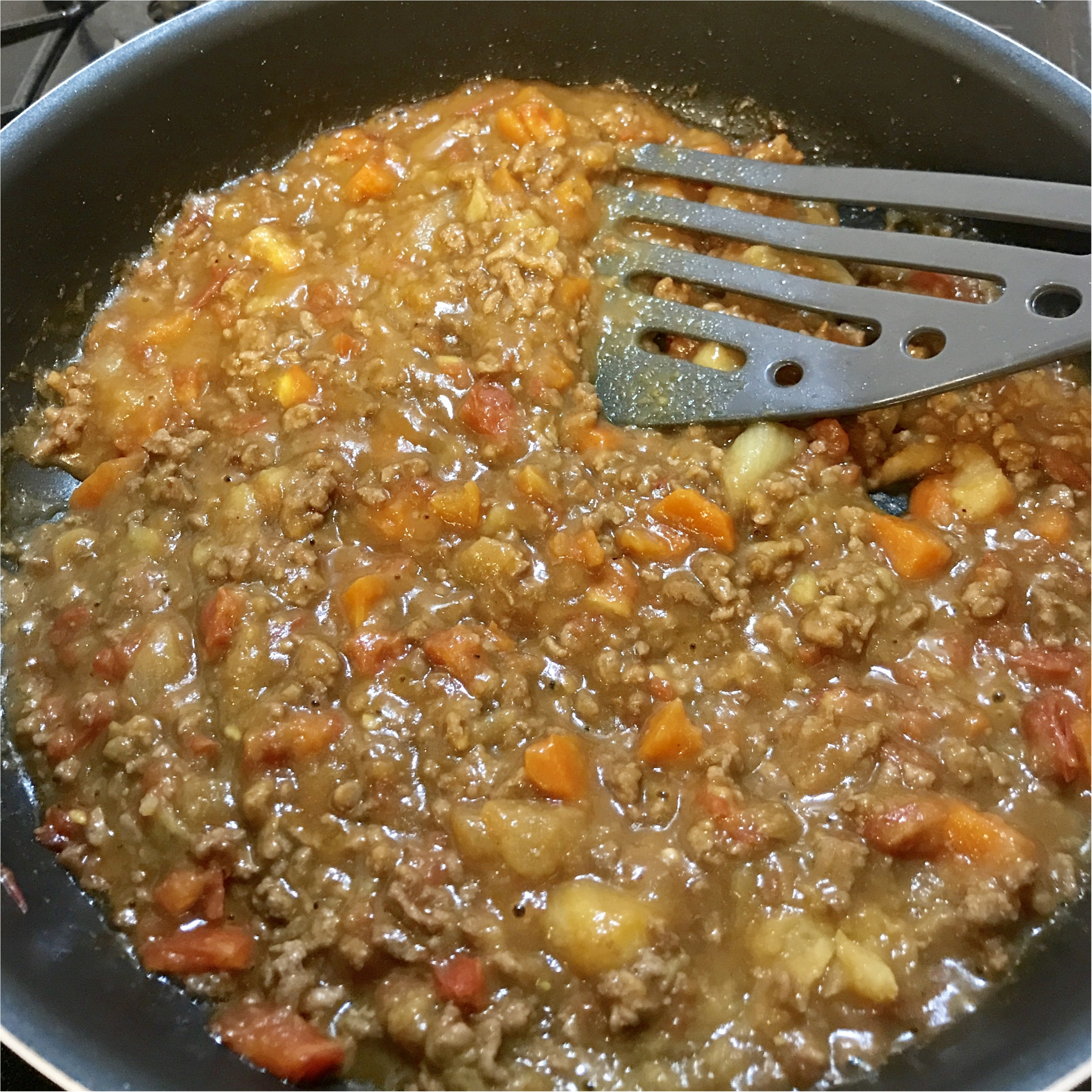 【cooking】残ったカレーを簡単リメイク!簡単すぎるのに評判は最高なあれ!_3