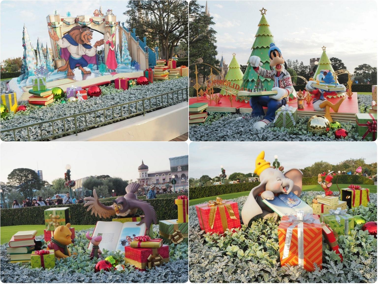 ディズニーランドクリスマスシーズン到来♪ー今の時期食べたいクリスマス