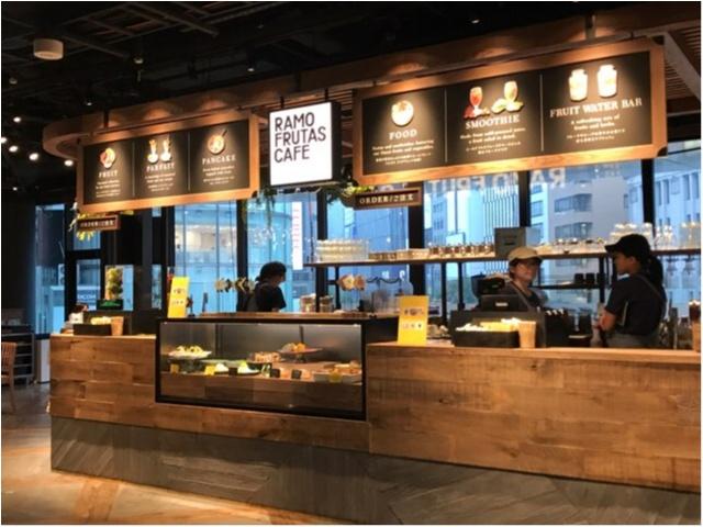【銀座カフェ】旬のフルーツを食べたいなら《RAMO FRUTAS CAFE》★_1