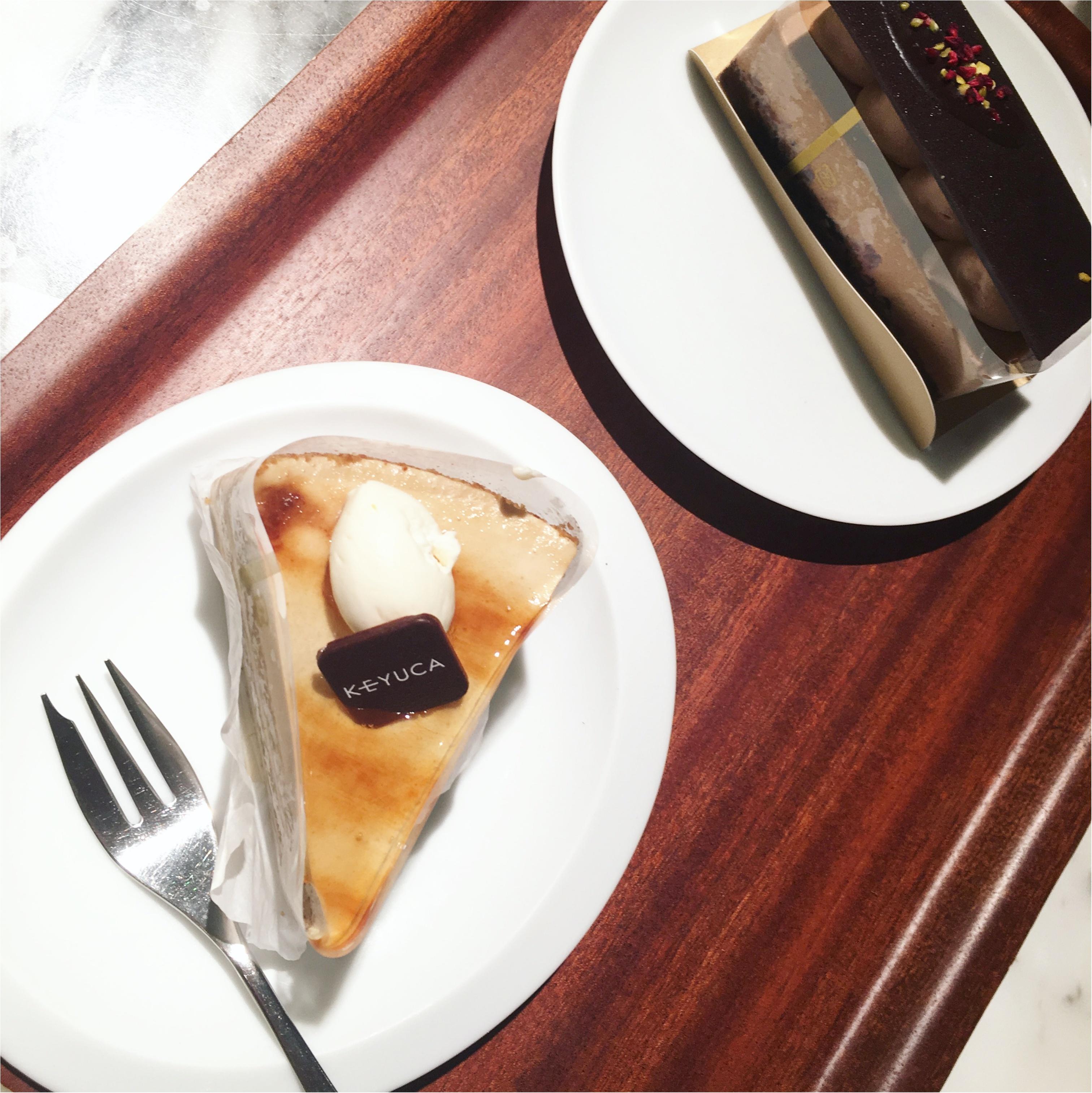 《インテリアショップKEYUCA(ケユカ)プロデュース!》横浜みなとみらいのカフェでランチ&スイーツ♡_5