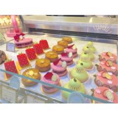 【FOOD】ときめきがとまらない♥!銀座「LADURÉE」でCafe Time⑅