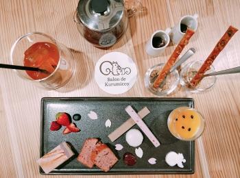【鎌倉】売切続出「クルミッ子」がカフェに!期間限定プレートやパフェなど可愛いスイーツ♡