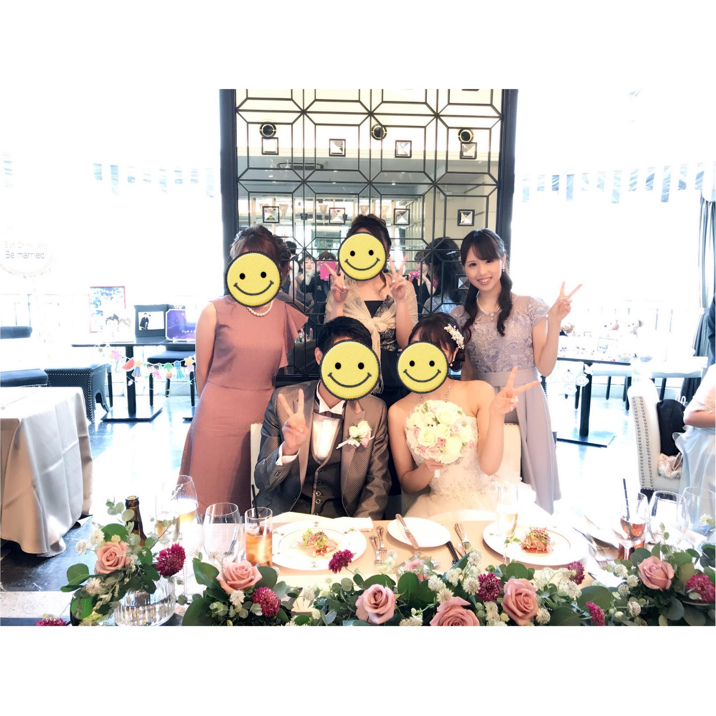 【Happy♡Wedding】大好きな友人の結婚式♡_3