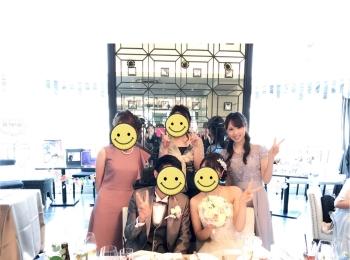 【Happy♡Wedding】大好きな友人の結婚式♡