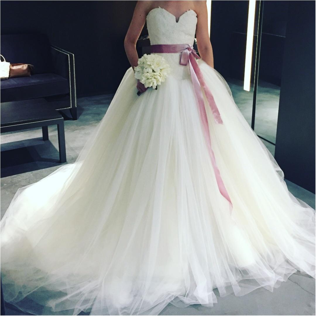 【#ドレス迷子】weddingドレス、実際に着てみました✧asuの運命の1着に巡り合うまでのドレス試着レポート①_6