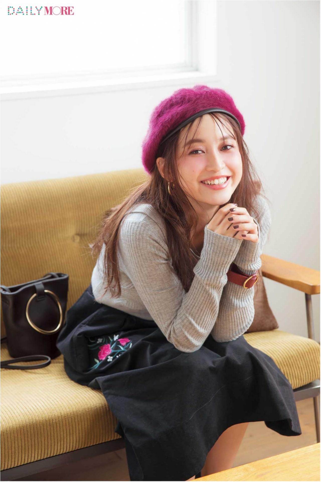 """肌寒い日は""""あったか可愛く""""過ごしましょ♪ 秋の「ニット」コーデまとめ♡_1_9"""