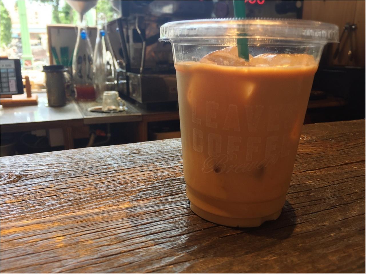 【蔵前カフェ巡り】下町の味『McLean(マクレーン)』の天麩羅バーガーが本当に美味しい!!_5