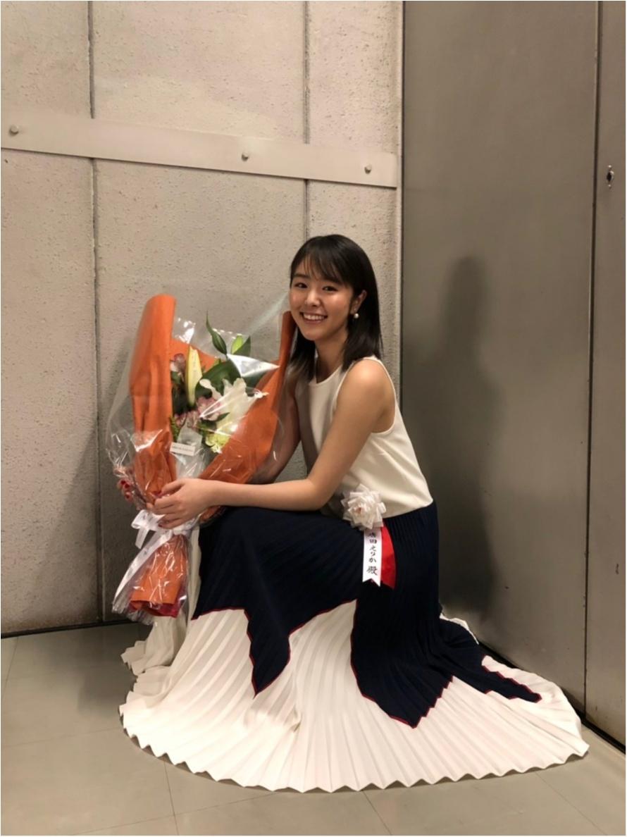 MORE専属モデル・唐田えりか、山路ふみ子新人女優賞を受賞! 女優としてさらに来年もはばたいて!_1