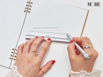 働く女子のマストハブ! 定規とボールペンがひとつになったスマートツール【こちら、三戸文房具堂。】