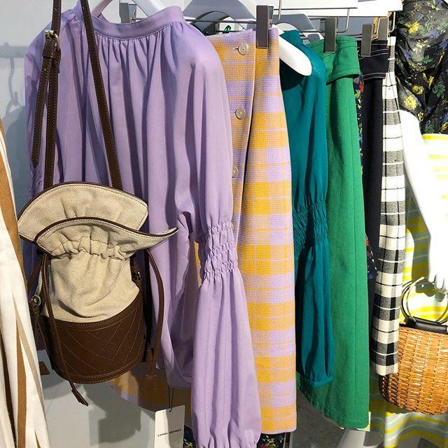 ドット柄のスカートや大人なワンピースも。新ブランド『EMMEL REFINES(エメル リファインズ)』をチェック!【 #副編Yの展示会レポート 】_1