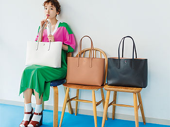 『kate spade new york』のバッグを計45名様にプレゼント♥