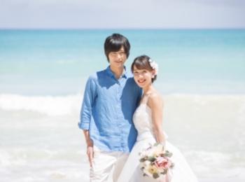Hawaii♡全米No.1ビーチで、ウエディングフォトを撮ってきました♡♡