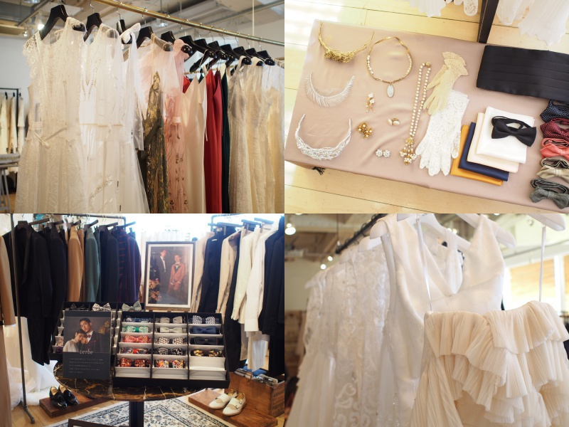 ウェディングドレスや小物の試着、ヘアアレンジ、撮影もできる!1日限りのイベント「WEDDING WARDROBE」1/26(日)開催♡_1