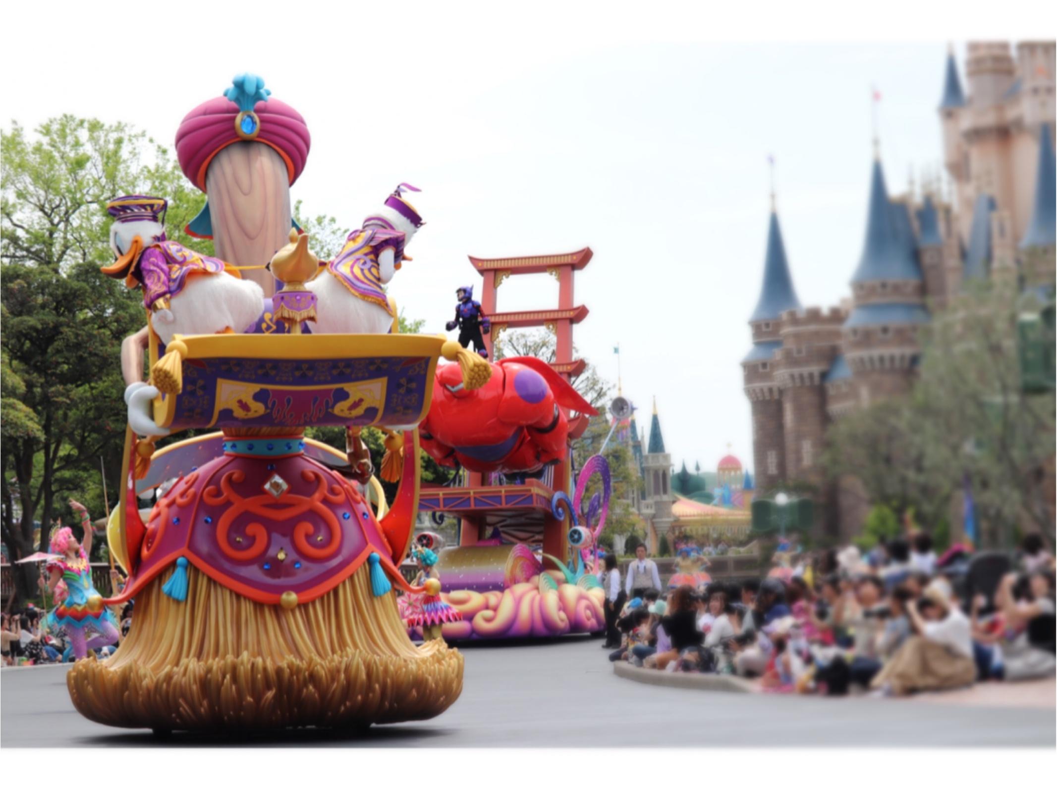 ▷【東京ディズニーランド35周年】Newパレード「ドリーミング・アップ!」がとにかく凄い!!_20
