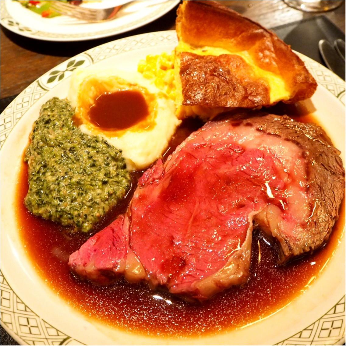 お肉大好き♡野菜大好き♡恵比寿ガーデンプレイスで素敵なランチ時間を過ごしました♪_7