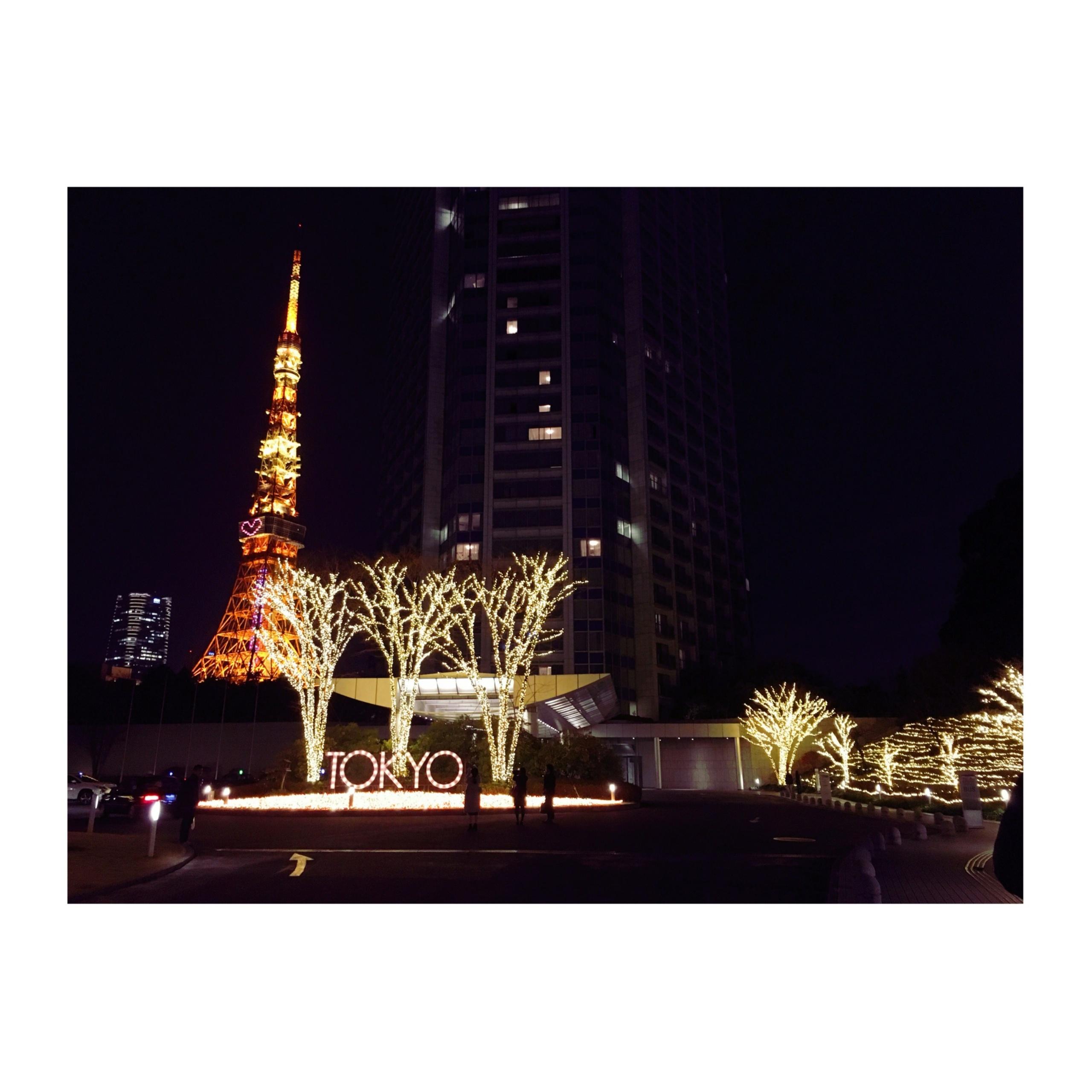 《金曜夜集合★》東京タワーの目の前!ザ・プリンスパークタワー東京で【ホテル女子会】をしてきました❤️_1