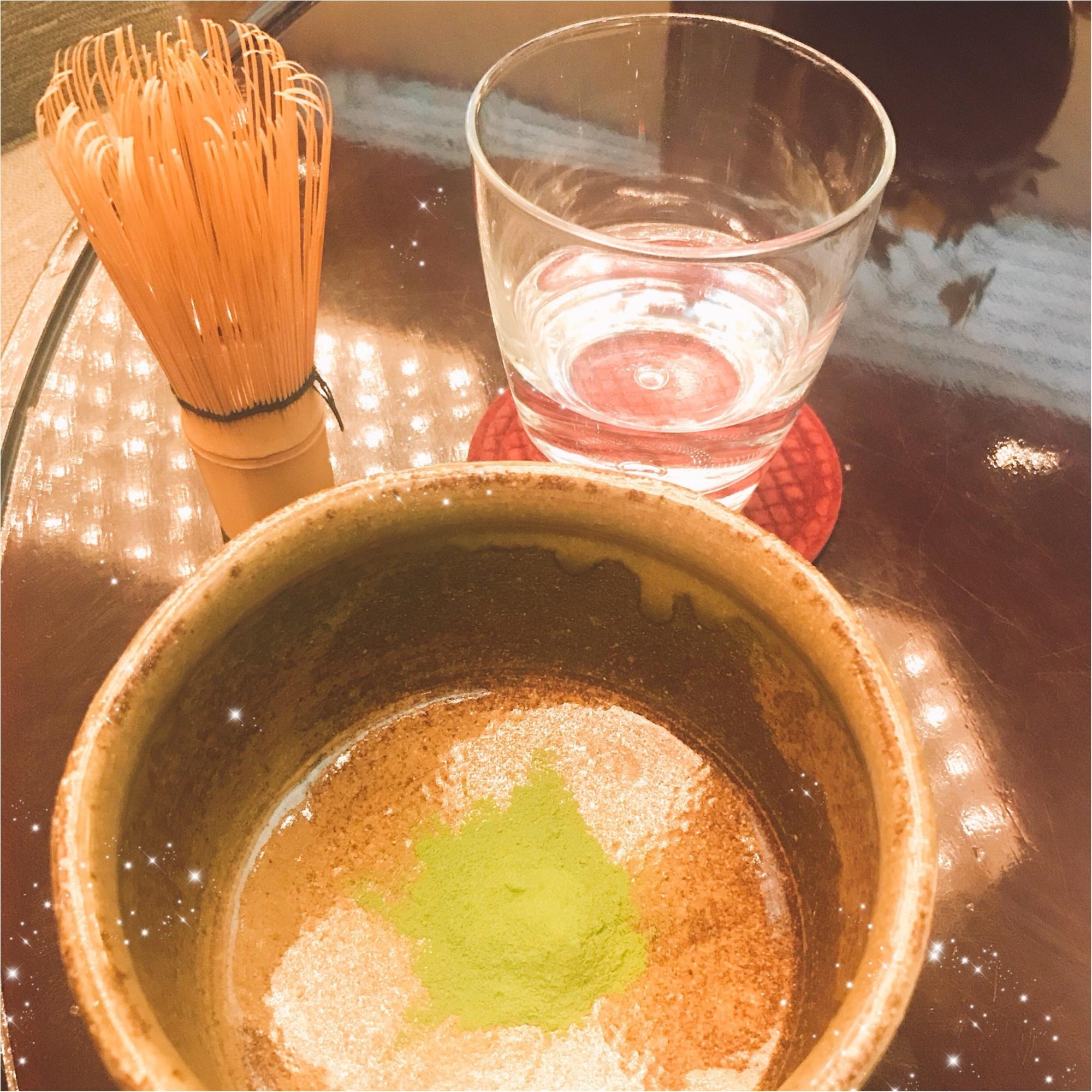 期間限定!抹茶好きにはたまらない、ANAインターコンチネンタルホテル東京の抹茶アフタヌーンティー。_2